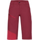 VAUDE Moab III Shorts Women red cluster